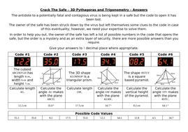 Crack-The-Safe---3D-Pythagoras-and-Trigonometry---Answers.docx