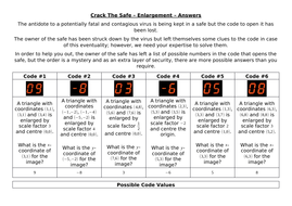 Crack-The-Safe---Enlargement---Answers.docx