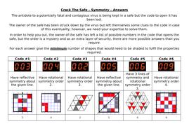 Crack-The-Safe---Symmetry---Answers.docx