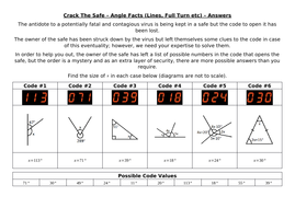 Crack-The-Safe---Angle-Facts-(Line--Full-Turn-etc)---Answers.docx