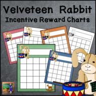 Velveteen Rabbit Incentive Reward Sticker Charts
