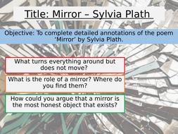 mirror plath