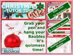 Christmas-2018-Quiz-Tutor-Time-Version.pptx