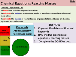 Chemical-Equations---reacting-masses.pptx