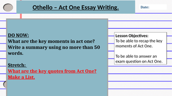 Lesson-7---Act-one-essay-writing.pptx