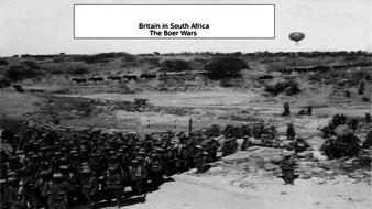 The Boer Wars