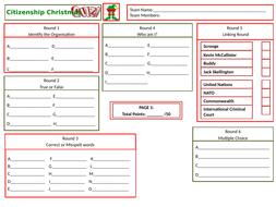 Citizenship-Christmas-Answer-Sheet.pptx