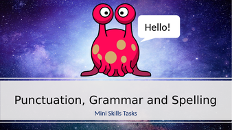 Punctuation--Grammar-and-Spelling-powerpoint.pptx