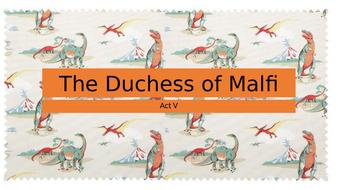 duchess of malfi feminism