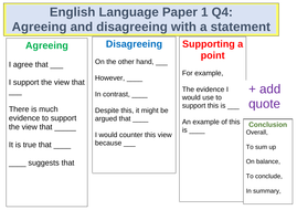 Q4-agreeing-and-disagreeing-with-a-statement---wordmat.doc