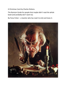 A Christmas Carol complete revision guide | Teaching Resources