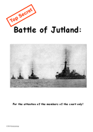 Sources: Battle of Jutland - Why did we lose so many ships? Investigation  source pack