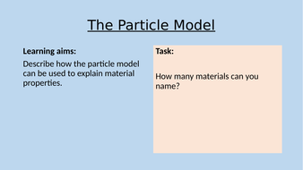 The-Particle-Model.pptx