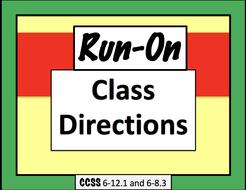 148-B-Run-On-Class-Directions.pptx