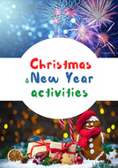 Christmas and New Year activities