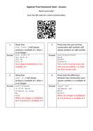 Algebraic-Proof-Homework-Sheet---Answers.docx
