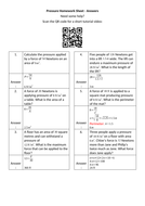 Pressure-Homework-Sheet---Answers.docx