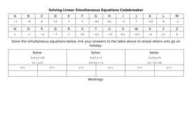 Solving-Linear-Simultaneous-Equations-Codebreaker.docx