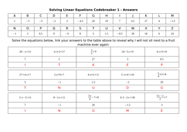 Solving-Linear-Equations-Codebreaker-1---Answers.docx