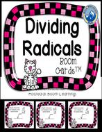 DividingRadicalsBoomCardsDigitalTaskCardstes.pdf