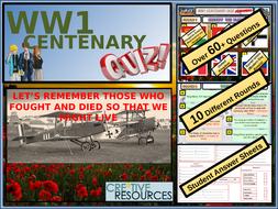 WW1-Centenary-Quiz.pptx
