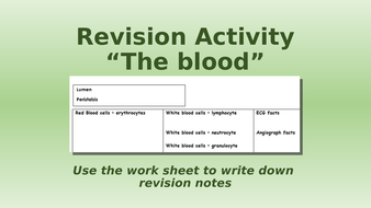 Revision-Activity-The-Blood.pptx