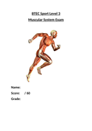 BTEC sport Level 3 skeletal System Exam