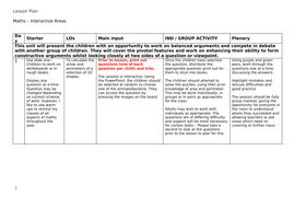 Animal-Areas---Plan---Answers.doc