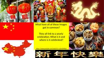 Chinese New Year - assembly