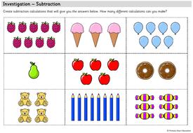 Year-1---INVESTIGATION---Subtraction.pdf