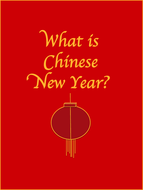 Chinese New Year Text and Activities