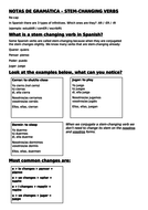 NOTAS-DE-GRAM-TICA-STEM-CHANGING-VERBS---PRESENT-TENSE.docx