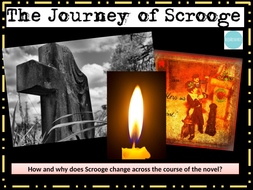 'A Christmas Carol' Revision Lesson: Scrooge