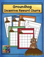 Groundhog Incentive Reward Charts