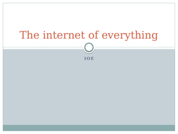 The-internet-of-everything-Lesson-1.pptx