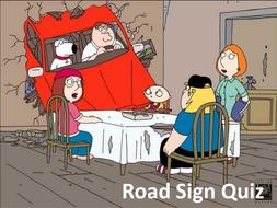 Road Signs Quiz