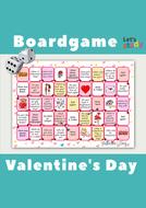 Valentine's Day Board Game