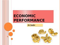 Economic performance starter