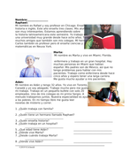 Spanish Easy Reading on Professions: Las Profesiones (Desde hace)