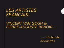 Les-Artistes-Franc-ais-Jeu-de-Devinettes.pptx