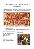 Medieval Religion Assessment
