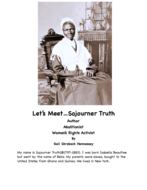 Sojourner Truth: Abolitionist, Women's Rights Advocate, Author
