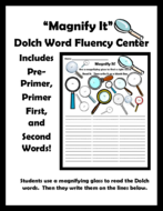 MagnifyingWordsDolchWordCenter.pdf