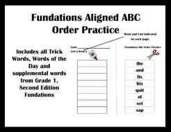 FundationstasticABCOrderPractice.pdf
