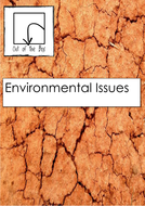 Environmental Issues. Information and Worksheet
