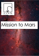 Mission to Mars. Information and Worksheet