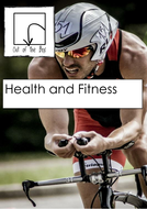 Health and Fitness. Information and Worksheet
