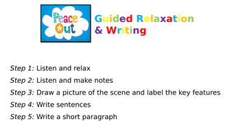 Peace-Out-Guided-Relaxation-and-Writing-Tasks-TES.pptx