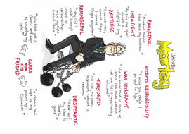 A CHRISTMAS CAROL Quotes GCSE REVISION Poster JACOB MARLEY Dickens | Teaching Resources