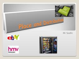 Place-Distribution